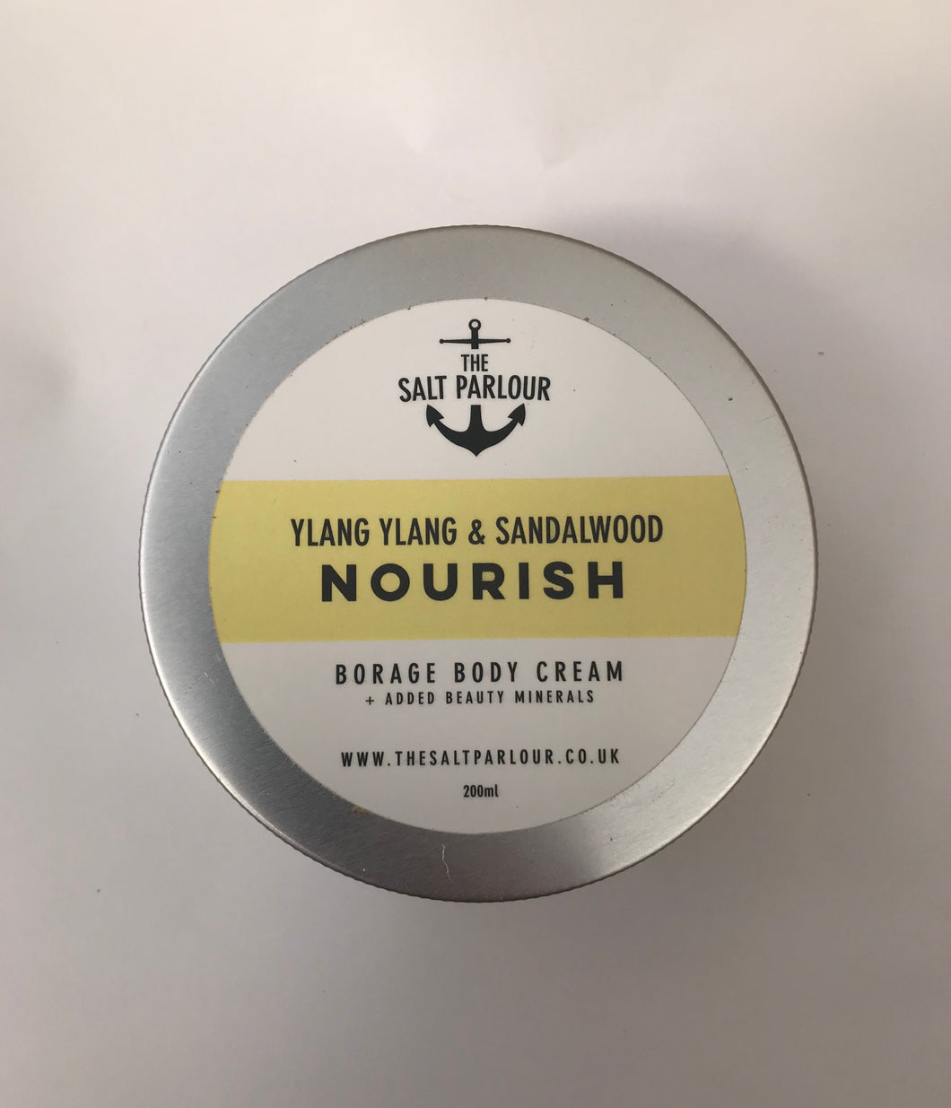 Borage Body Cream - NOURISH 200ML