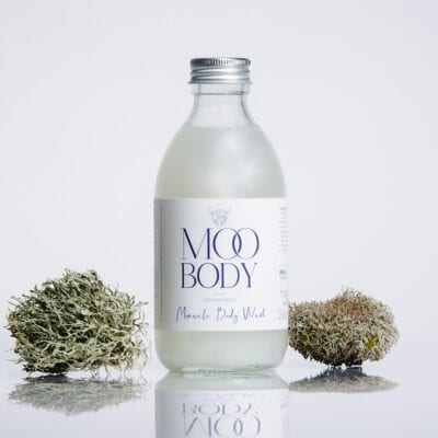 Moo and You Miracle Body Wash