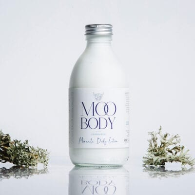 Moo and You Miracle Body Lotion