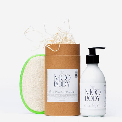 Miracle Body Lotion & Eco Cleansing Body Buffer