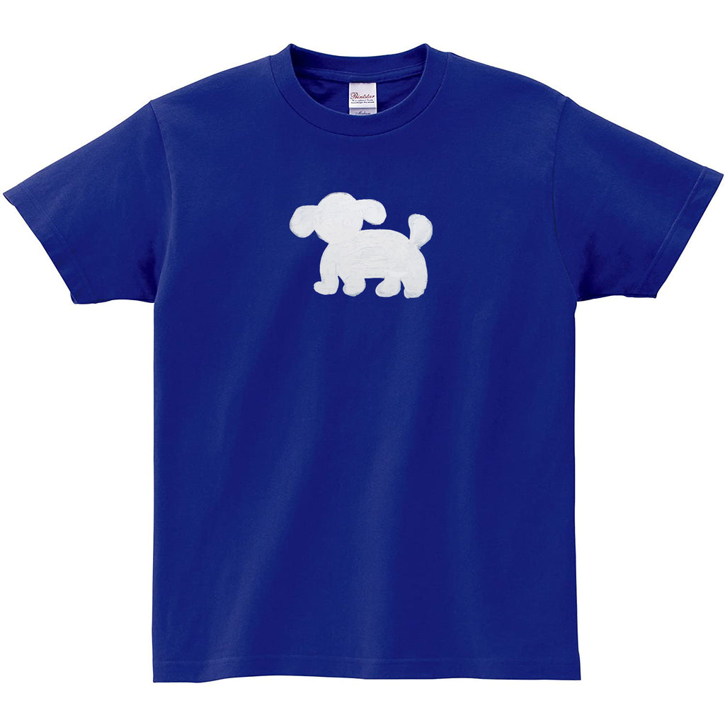 T-shirt (blue dog)