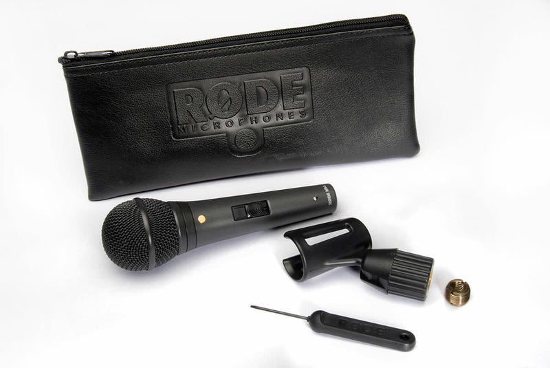 🇦🇺 Rode M1-S Vocal Mic with Switch