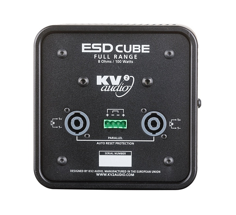 🇬🇧 Kv2 Audio ESD Cube ☎️Call for Quote