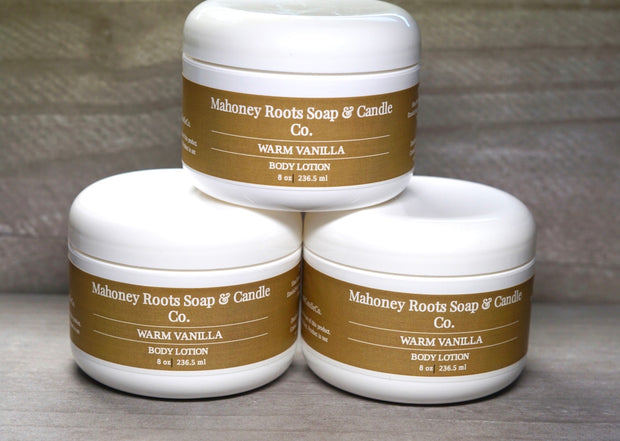 Warm Vanilla Body Lotion