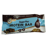 AM Nutrition FitStack Cookies & Cream Protein Bar