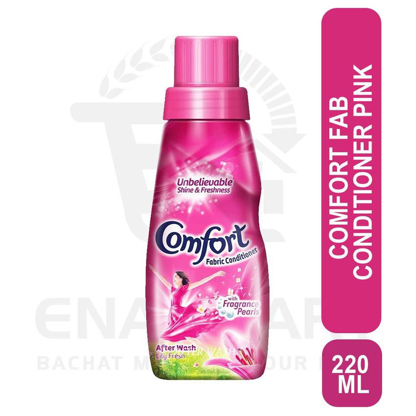 Comfort fabric Conditioner Pink 220ml
