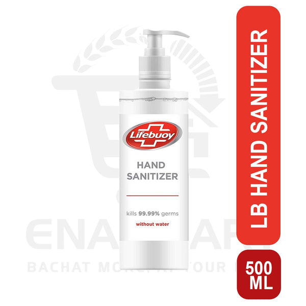 Lifebuoy Hand Sanitizer 500ml