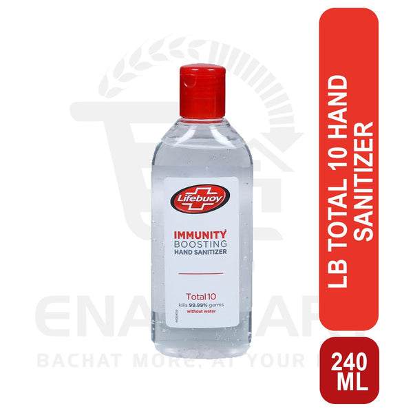 Lifebuoy Total 10 Hand Sanitizer 240ml