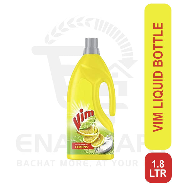 Vim Liquid Bottle 1.8 Ltr