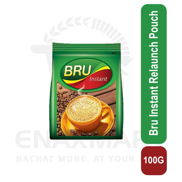 Bru Instant Relaunch Pouch 100g