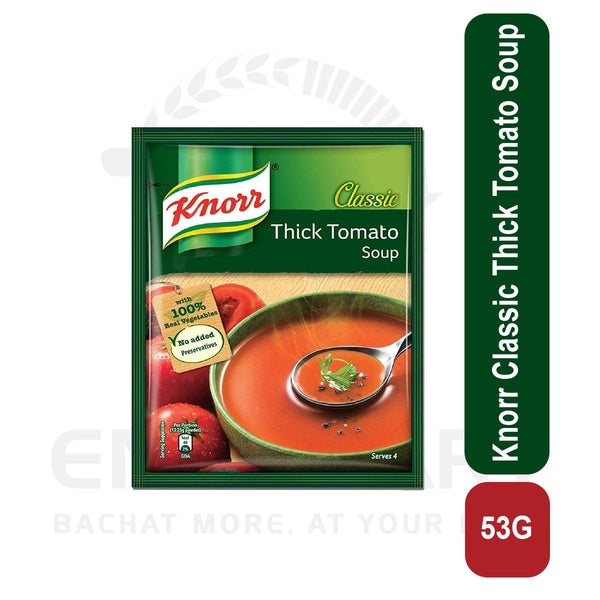 Knorr Classic Thick Tomato Soup 53g