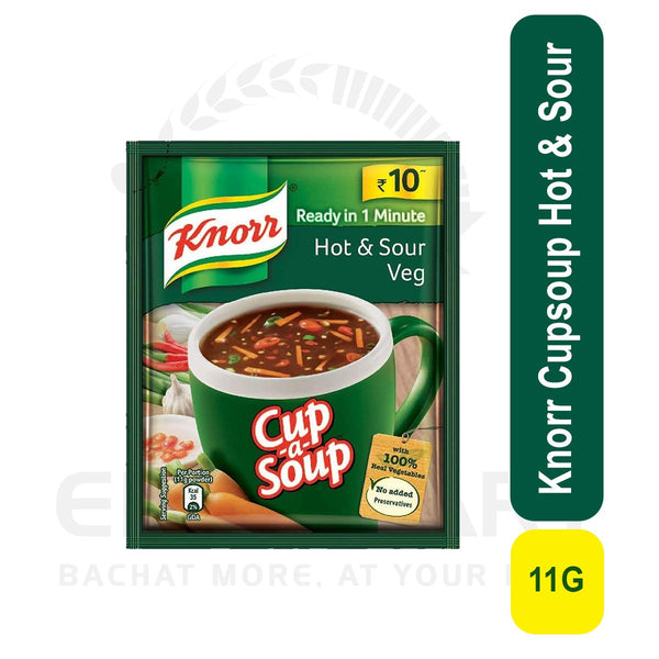 Knorr Cupsoup Hot & Sour 11g