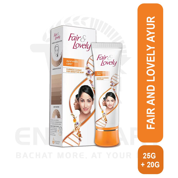 Fair And Lovely Ayurvedic 25g