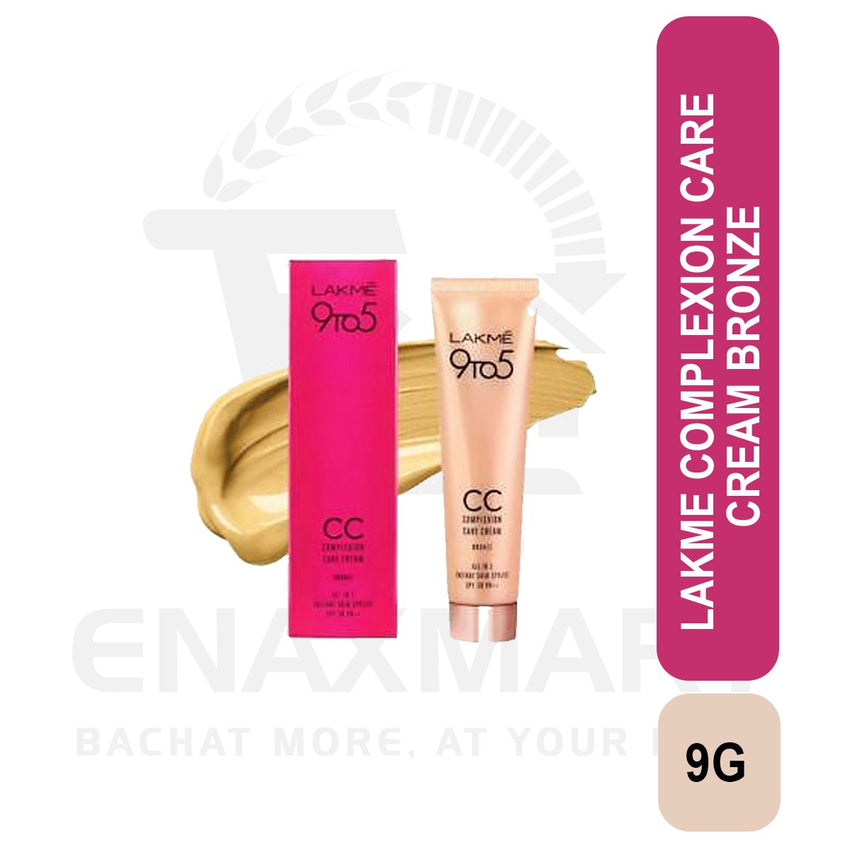 Lakme Complexion Care Cream Bronze 9g