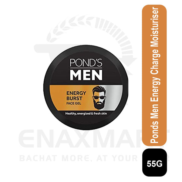 Ponds Men Energy Charge Moisturizer 55g