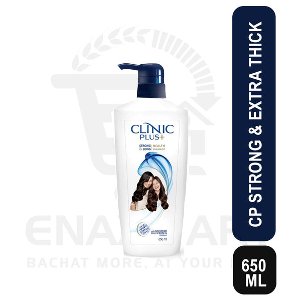 Clinic plus Strong & Extra Thick 650ml