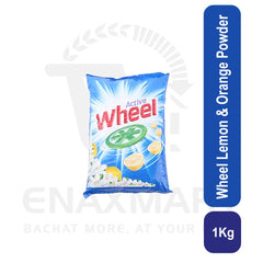 Wheel Lemon & Orange Powder 1 Kg