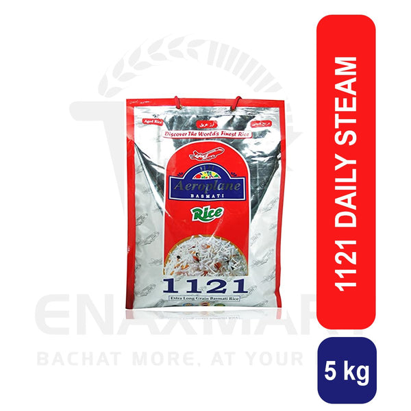 1121 Daily Steam Rice 5 Kg