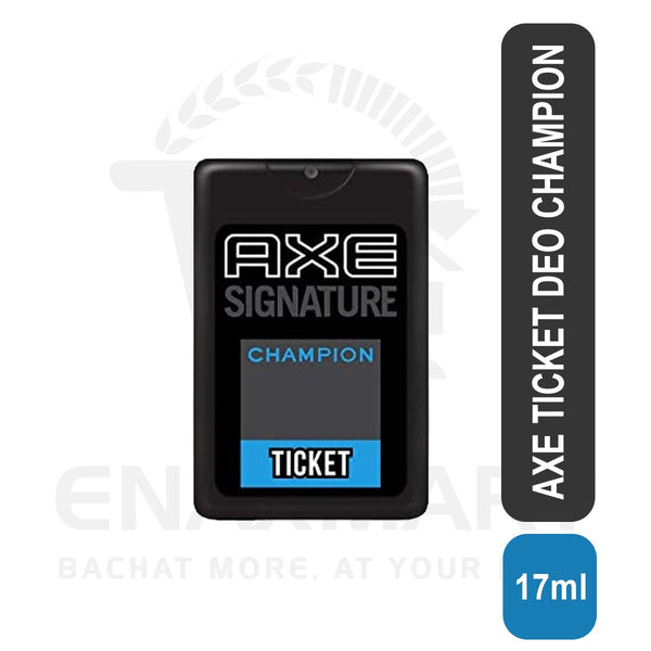 Axe Ticket Deo Champion 17 ml