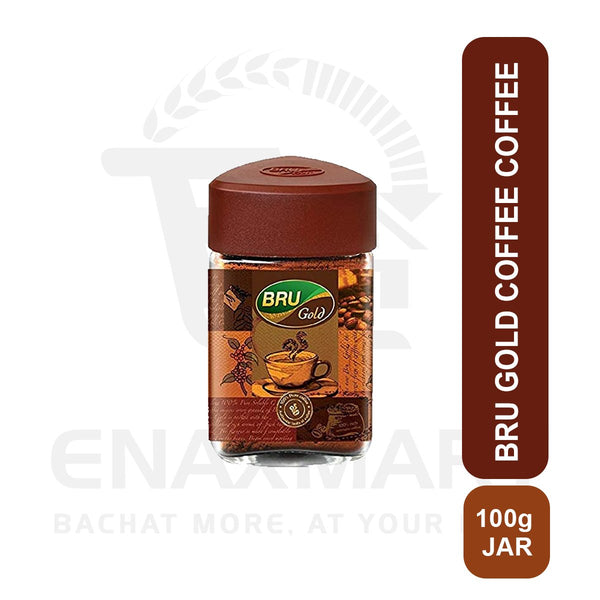 Bru Gold Coffee Coffee Jar 100 G