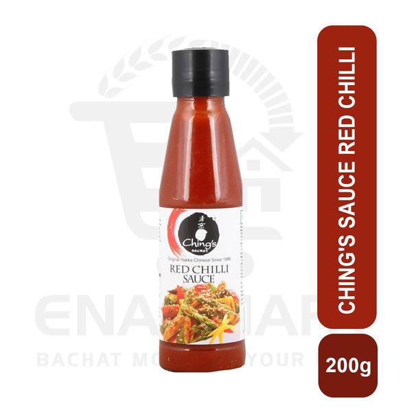 Ching'S Sauce Red Chilli 200 G