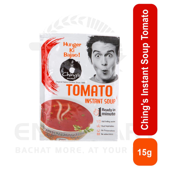 Ching'S Soup Instant Tomato 15 G