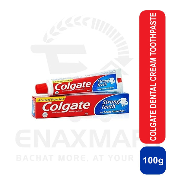 Colgate Dental Cream Toothpaste 100 G