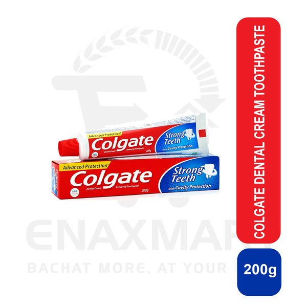 Colgate Dental Cream Toothpaste 200 G