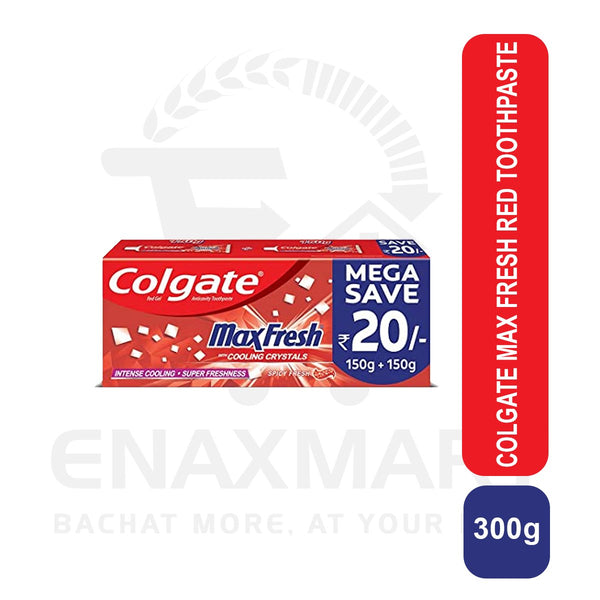 Colgate Max Fresh Red Toothpaste 300 G