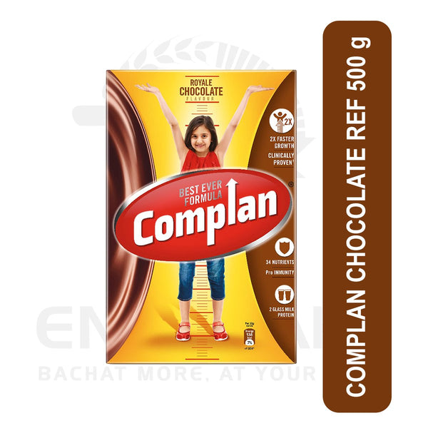 Complan Chocolate Ref 500 G