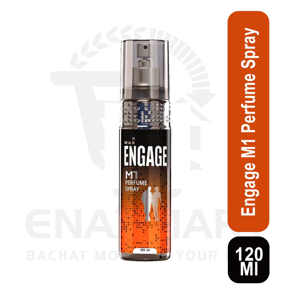 Engage M1 Perfume Spray 120 ml