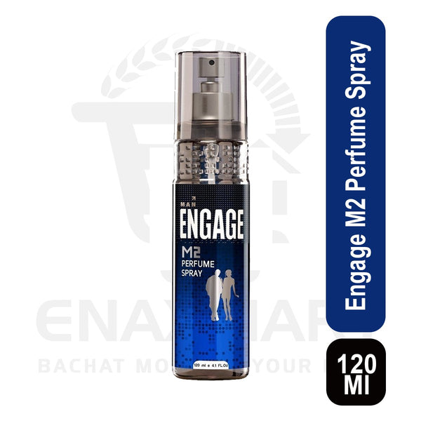 Engage M2 Perfume Spray 120 ml
