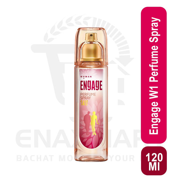 Engage W1 Perfume Spray 120 ml