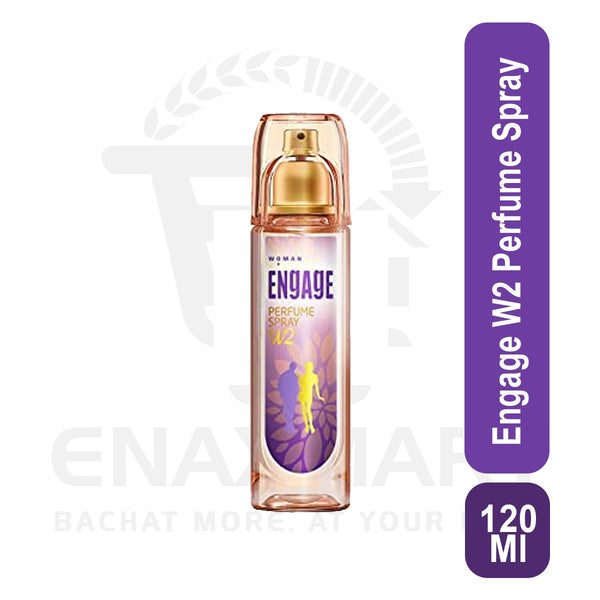 Engage W2 Perfume Spray 120 ml