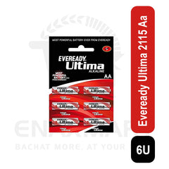 Eveready Ultima 2115 Aa 6 U