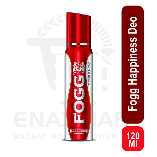 Fogg Happiness  Deo 120 ml