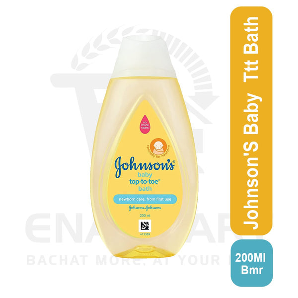 Johnson's Baby  Top to toe Bath 200 ml