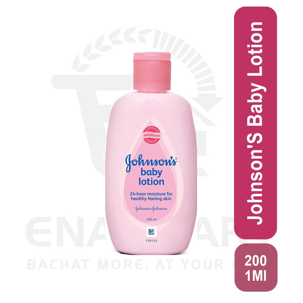 Johnson's Baby Lotion 200 ml