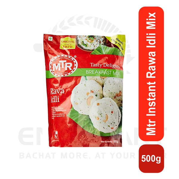 Mr. Instant Rawa Idli Mix 500 G