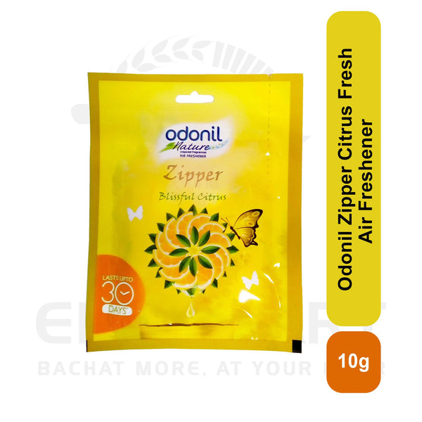 Odonil Zipper 10G Citrus
