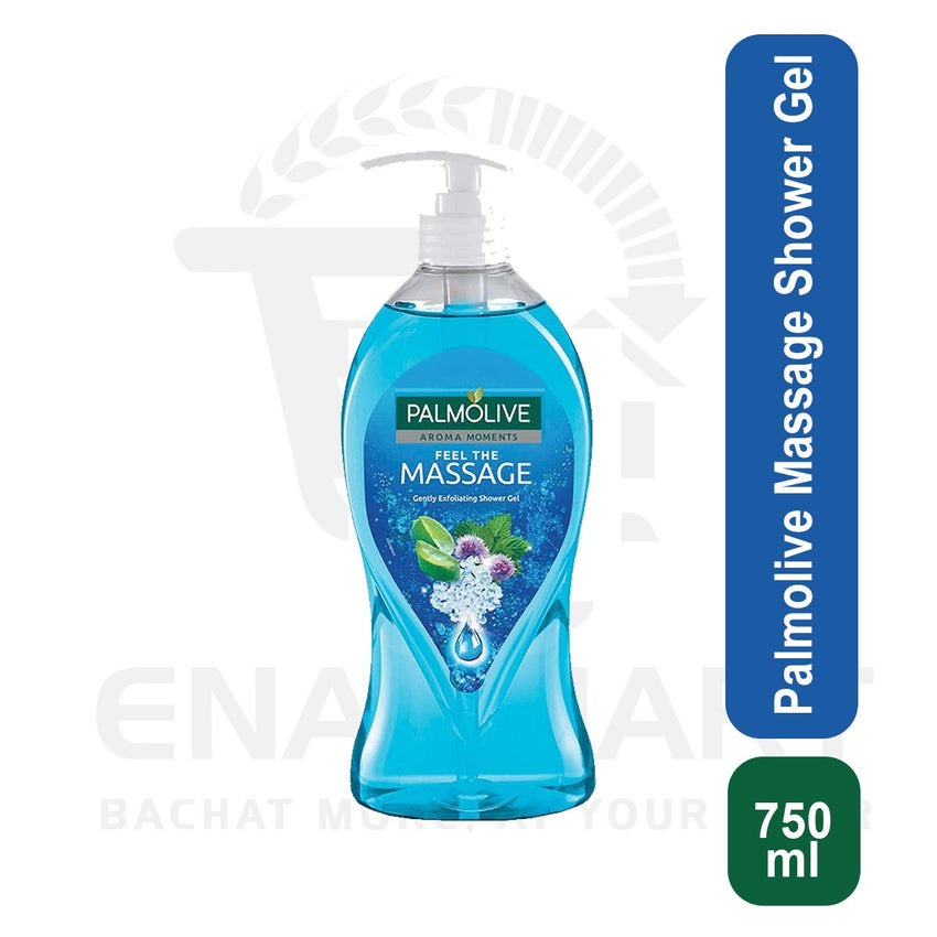 Palmolive Massage Shower Gel 750ml
