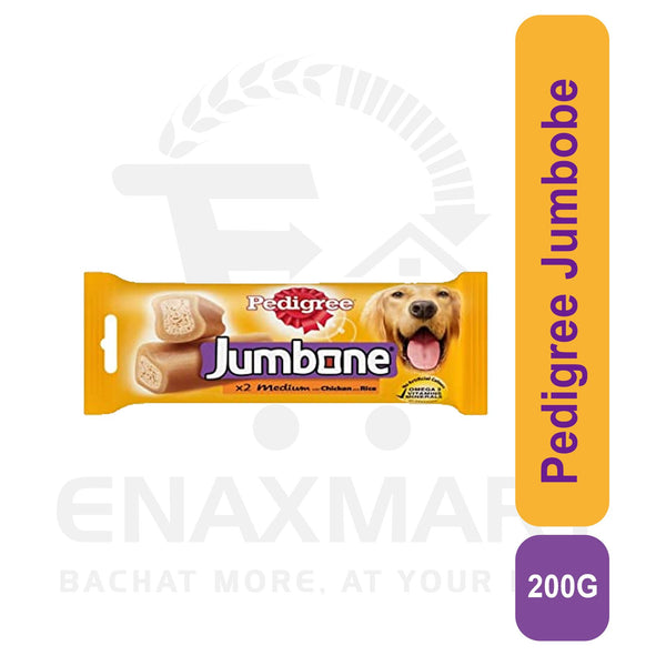 Pedigree Jumbobe 200 G