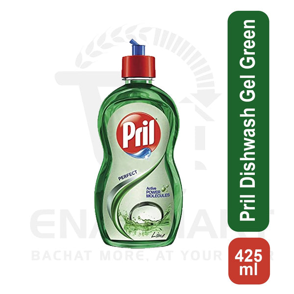 Pril Dishwash Gel Green 425ml