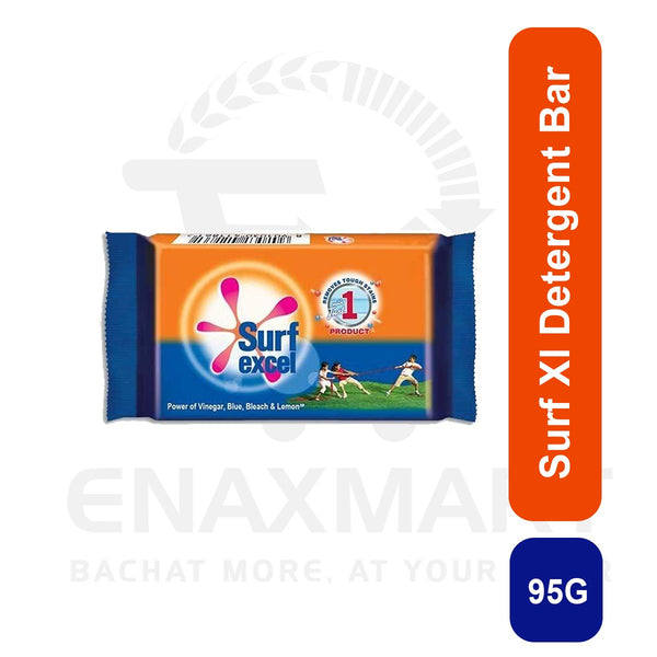 Surf Xl Detergent Bar 95 G