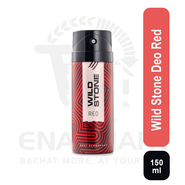 Wild Stone Deo Red 150 ml