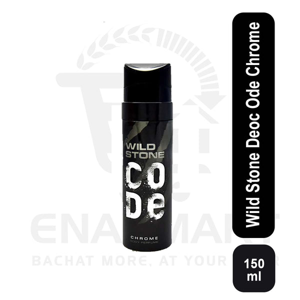Wild Stone Deo code Chrome 150 ml