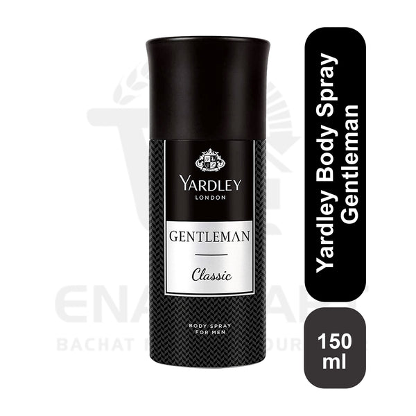 Yardley Deodorant Gentleman 150ml