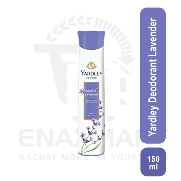 Yardley Deodorant Lavender 150 ml