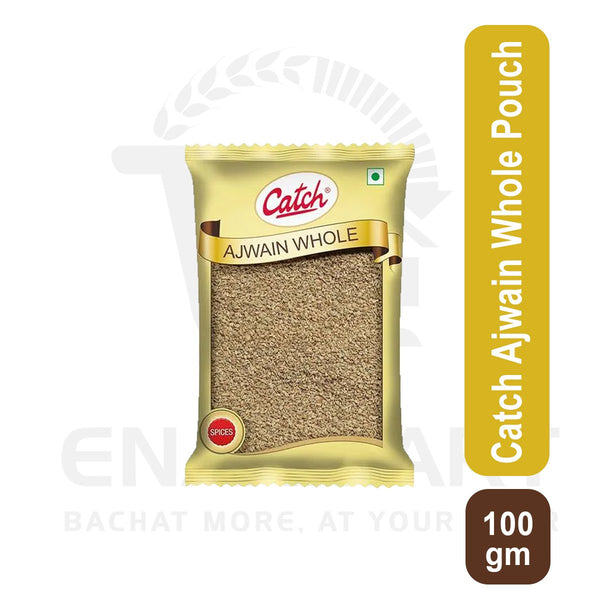 Catch Ajwain Whole 100 Gm Pouch