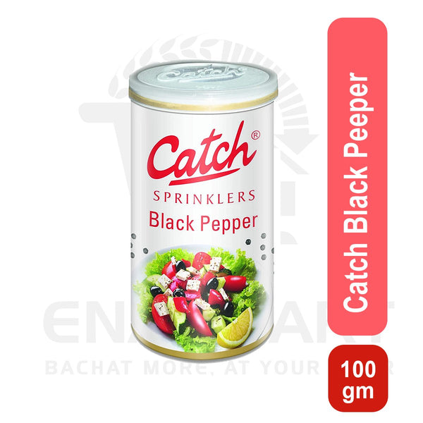 Catch Black Pepper 100Gm